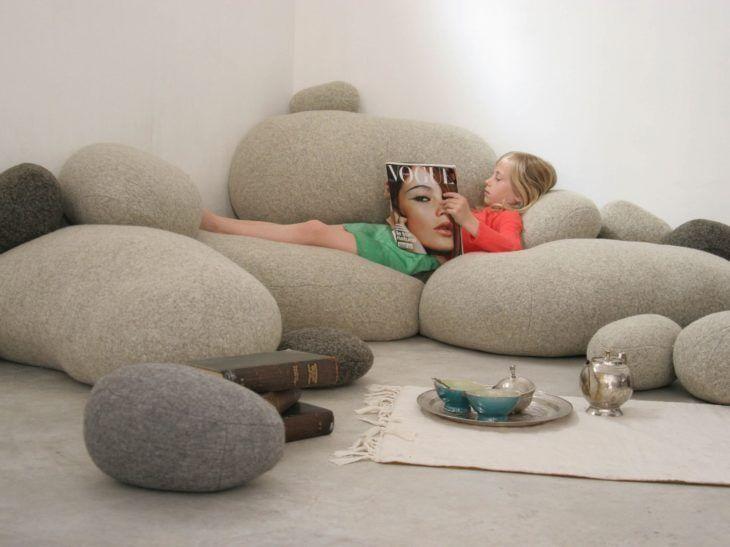truques para n o errar ao escolher almofadas para a sua sala. Black Bedroom Furniture Sets. Home Design Ideas