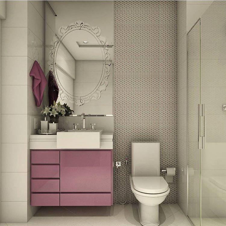 55 banheiros pequenos decorados cheios de estilo -> Otimizar Banheiro Pequeno
