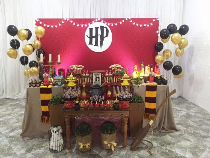 45 decora es de festas infantis para se apaixonar - A tavola con harry potter ...