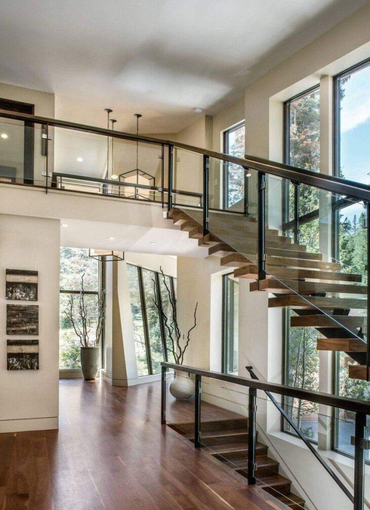 70 Escadas De Madeira Lind 237 Ssimas Para Voc 234 Se Inspirar