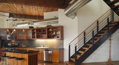70+ lindíssimas escadas de madeira para você se encantar
