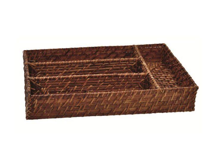 Porta talheres por R$42,99 na Lojas Mel