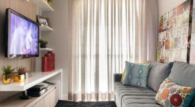 70 ideias de salas pequenas lindas que você pode ter em casa