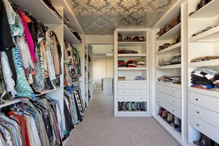 85 Projetos De Closet Impec 225 Veis Para Organizar Suas Roupas
