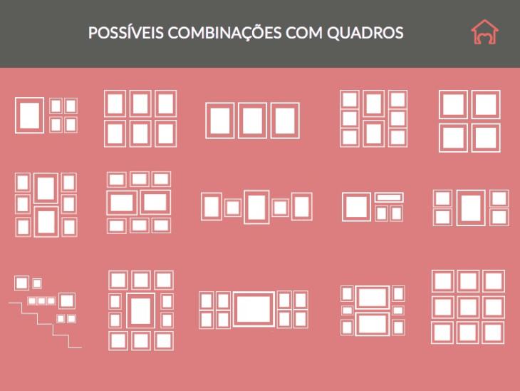 combinações_quadros