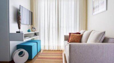 30 dicas para decorar salas pequenas com estilo e perfeição