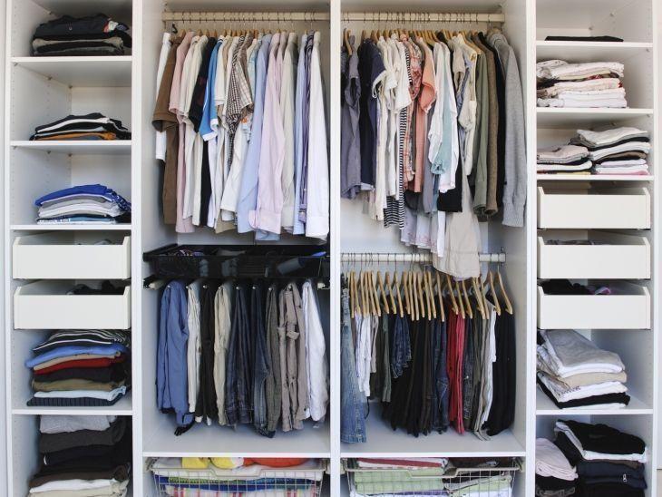 Preferência 15 dicas de como organizar o guarda-roupa feito um profissional TE05