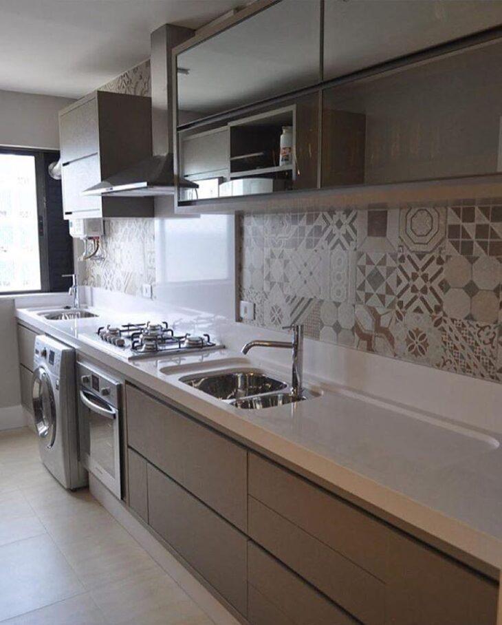 Ver Fotos De Armarios Para Cozinha : Cozinhas planejadas pequenas e modernas para se apaixonar