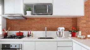 150 inspirações de cozinhas planejadas pequenas e modernas