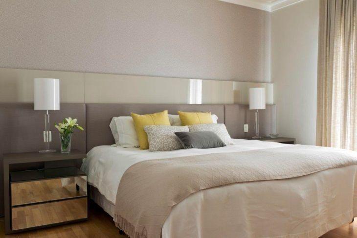70 quartos de casal pequenos e decorados para te inspirar for Mobilia quarto casal custojusto