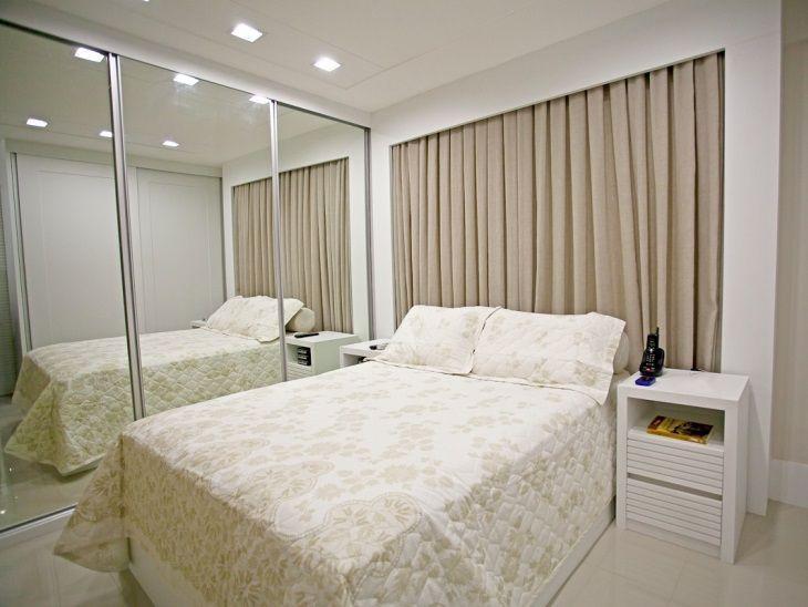 70 inspirações de quartos de casal pequenos e decorados