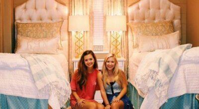 Acredite se quiser: este quarto foi todo decorado com móveis usados