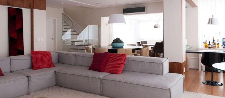Foto: Reprodução / Sá & Cioni - Arquitetura e InterioresArquitetura e Interiores