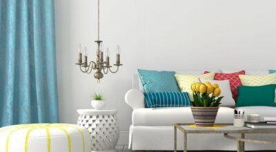 60 sofás brancos capazes de deixar qualquer cômodo cheio de estilo