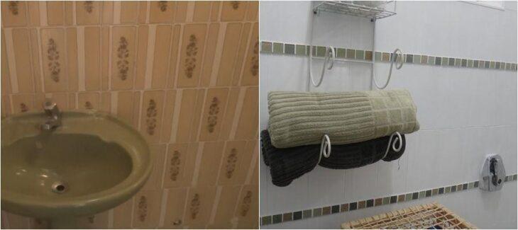 Como pintar azulejos de banheiros e cozinhas para renovar - Pinturas para pintar azulejos ...