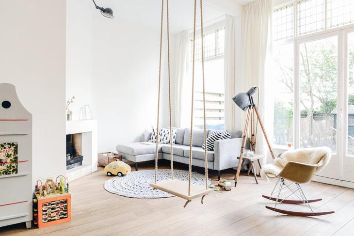 40 maneiras de usar balan os na decora o do seu lar. Black Bedroom Furniture Sets. Home Design Ideas