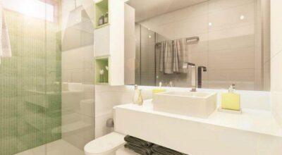 90 banheiros planejados por profissionais para você se inspirar