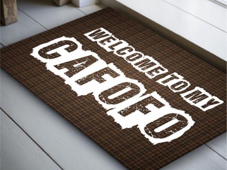 Capachos Divertidos 50 Ideias Para Decorar A Porta Da Sua Casa