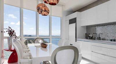 Cozinhas brancas: 70 ideias lindas para você decorar a sua com muita graça