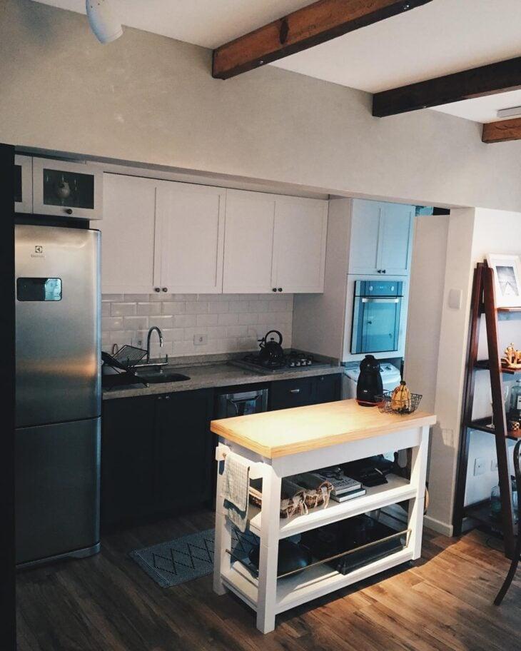 23 dicas para voc decorar sua casa ou apartamento pequeno for Decorar casa 60 metros