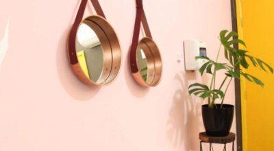 Como fazer um espelho Adnet, a nova tendência de decoração de ambientes