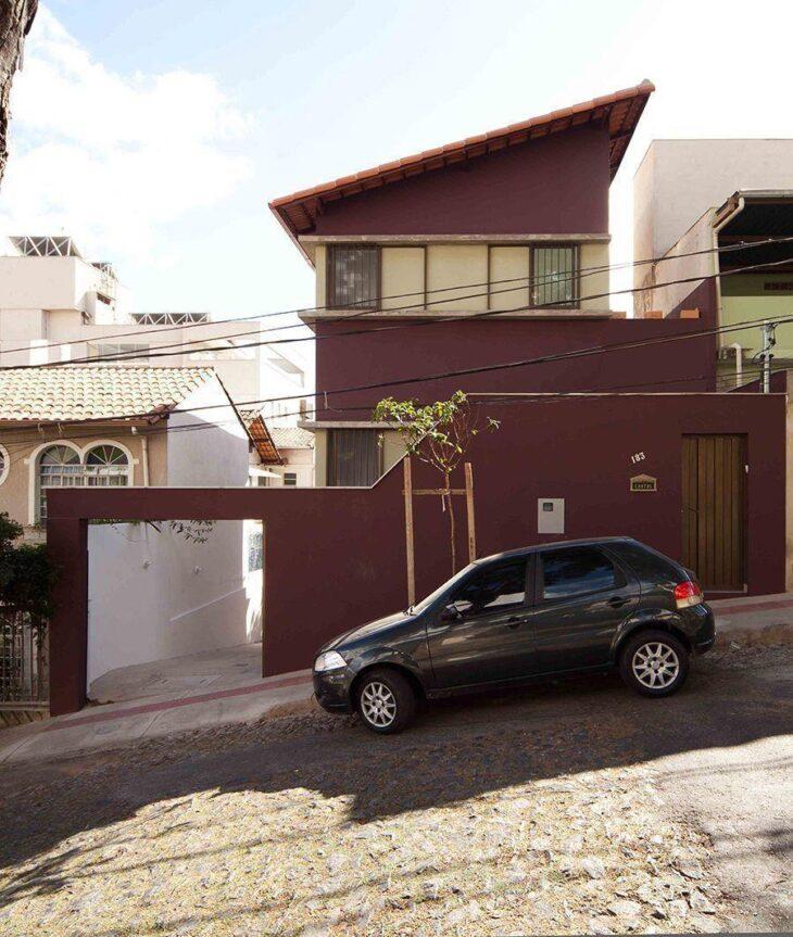 foto reproduo coga arquitetura - Fachadas De Casas Pequeas