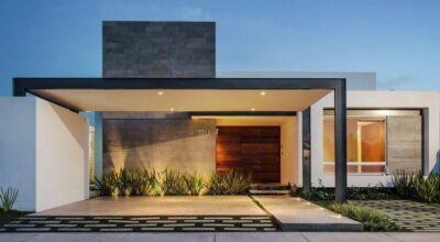 100 fachadas de casas pequenas e modernas