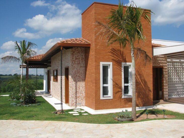 Fachadas de casas pequenas e modernas 100 fotos lindas e Estilos de fachadas para casas pequenas