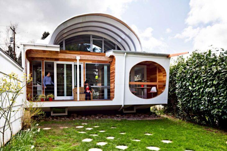 Fachadas De Casas Pequenas E Modernas 100 Fotos Lindas