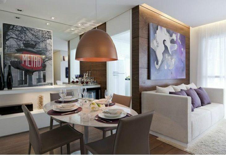 Mesa redonda moderna mesa redonda de cristal modelo iaki - Mesas de sala modernas ...
