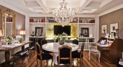 Mesa redonda: 60 opções bonitas e estilosas para sua sala de jantar