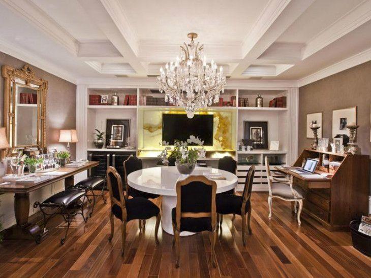 Mesa Redonda 60 Opções Bonitas E Estilosas Para Sua Sala De Jantar