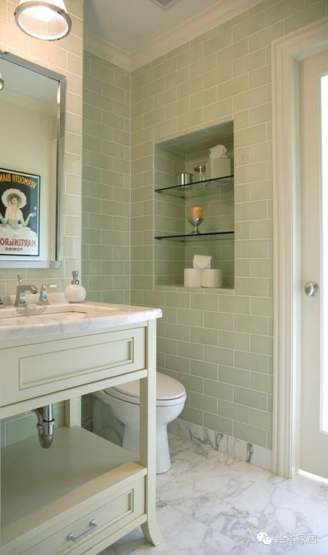 Nicho Para Banheiro 60 Inspirações Que Aliam Bom Gosto E