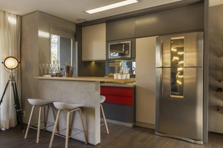 Foto: Reprodução / Studio DWG Arquitetura e Interiores