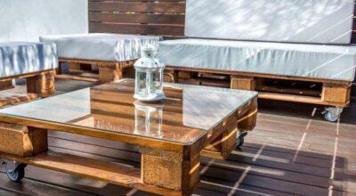 Sofás de palete: sustentabilidade e muito estilo para o seu lar