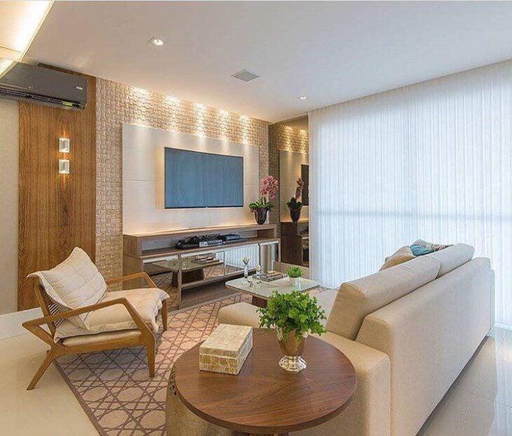 40 Modelos De Sofás Pequenos Para A Sala Da Sua Casa
