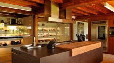 Bancada de cozinha: 80 projetos modernos para você se inspirar