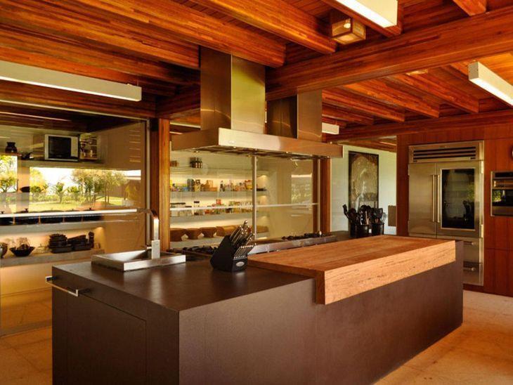 Bancada de cozinha inspirações e materiais usados na composição # Bancada Cozinha Rodizio