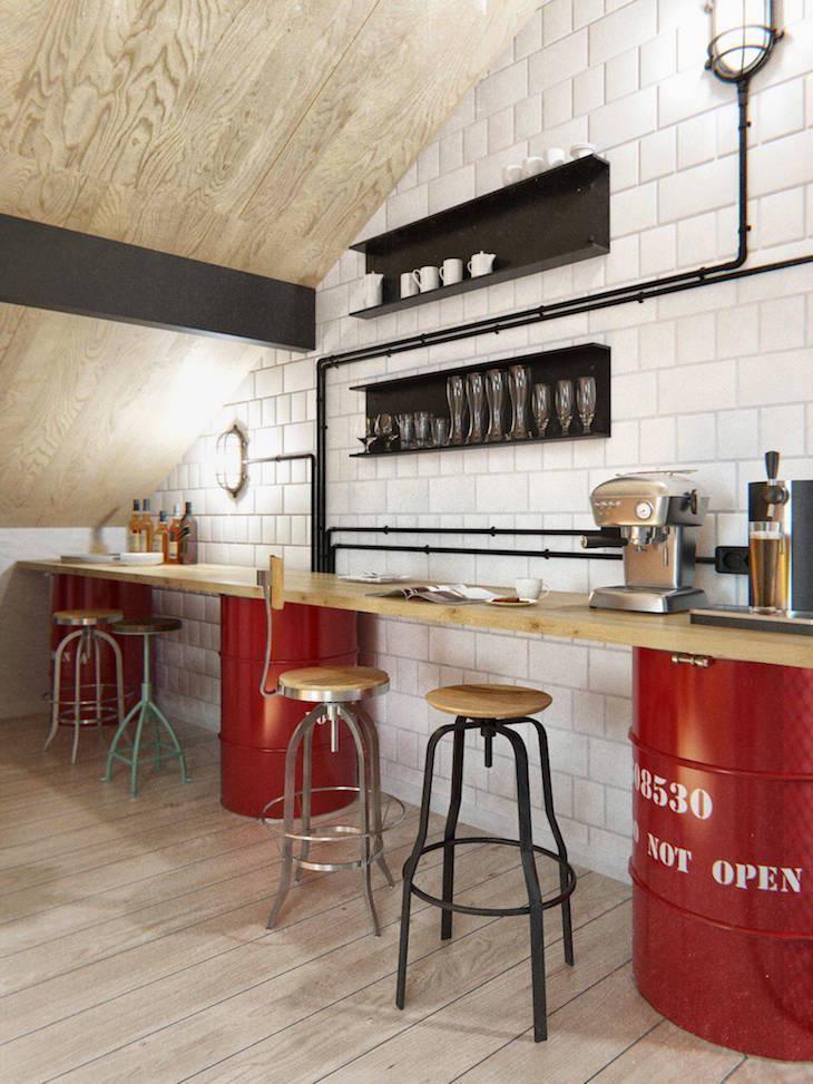 Foto: Reprodução / Qarmazi Home Achitecture Design