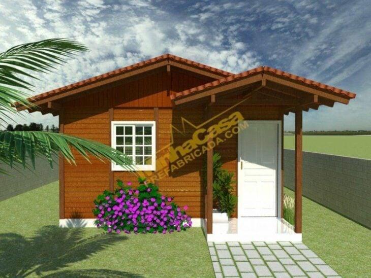 Foto: Reprodução / Minha Casa Pré-Fabricada