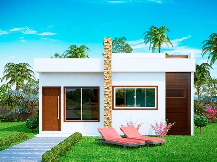 Casas pr fabricadas 50 modelos em materiais e for Modelos de casas modernas economicas