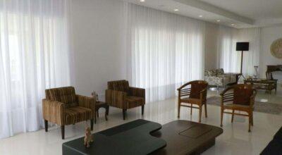 45 modelos de cortinas em voil branco para ambientes clássicos