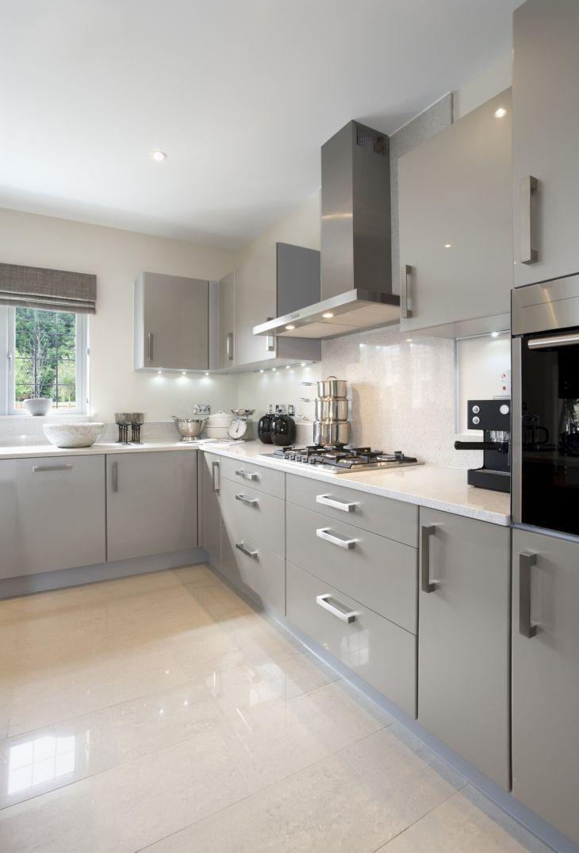 60 Cozinhas Cinzas Super Elegantes E Modernas Para Voc 234 Se