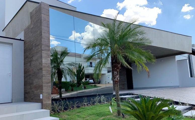 c5993eaa14a8c 100 fachadas de casas modernas e incríveis para inspirar seu projeto