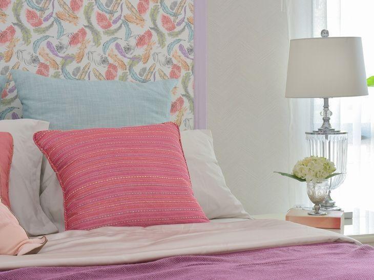 50 ideias de decoração de quarto feminino que você vai amar