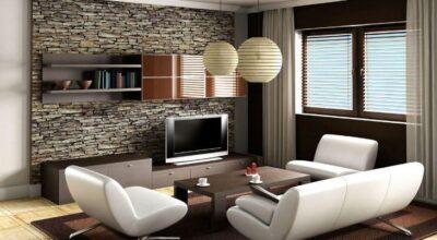 Ambientes com luminária japonesa para decorar sua casa com um item oriental