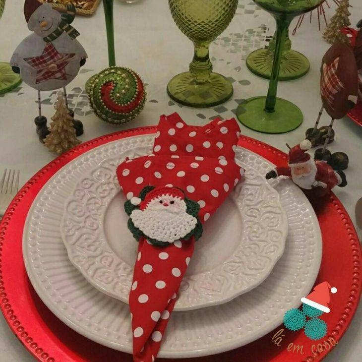 Mesa de Natal 85 ideias para decorar e ter uma ceia linda