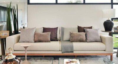60 modelos de sofá para deixar sua sala mais confortável e bonita