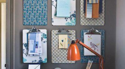 26 formas de usar papel de parede de um jeito diferente