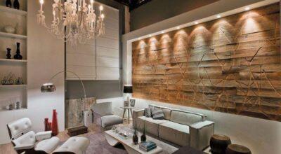 Paredes decoradas: 80 ideias e dicas profissionais para arrasar na decoração
